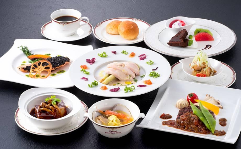 洋食・和食チョイスプラン 洋食