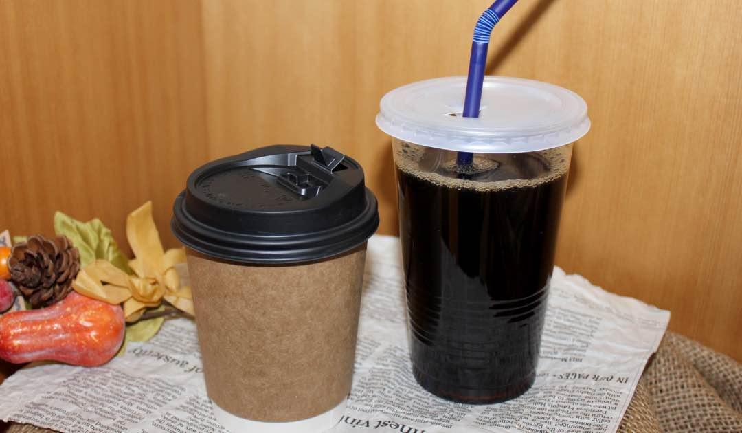 カフェバウムの挽き立てコーヒー