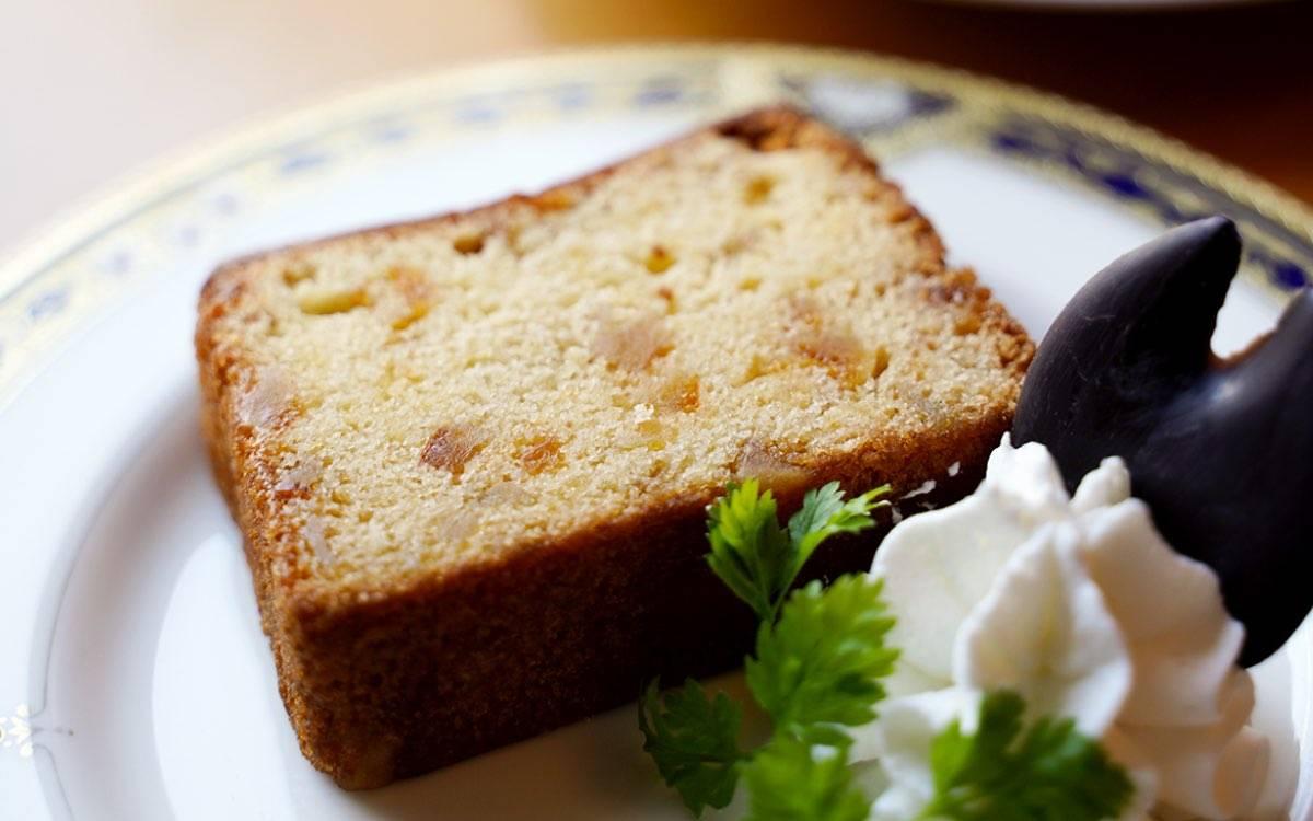 米粉パウンドケーキセット
