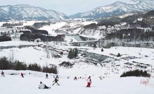 胎内スキー場イメージ